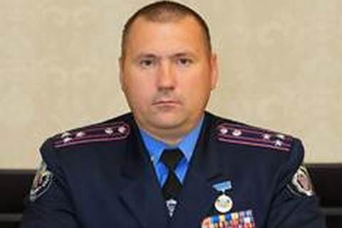 Пойманного на взятке начальника одесской милиции уволили из органов