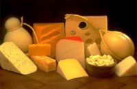 В России уничтожили 26 тонн германского и голландского сыра
