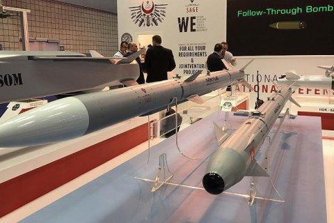 ВТурции прошли успешные тестирования баллистических ракет отечественного производства