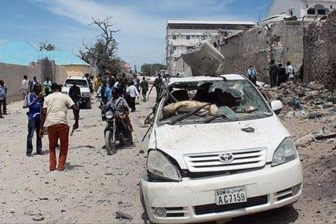 26 людей загинули, 56 отримали поранення в результаті нападу бойовиків на готель в Сомалі