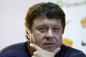 Заварова призначать головним тренером збірної в листопаді