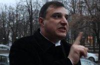 У Києві побили луганського сепаратиста