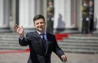 Со дня вступления на пост президента Зеленский помиловал 22 гражданина