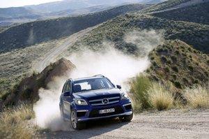 Mercedes-Benz показал самый мощный внедорожник