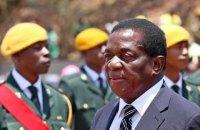Новий лідер Зімбабве прийме присягу в п'ятницю, - AP