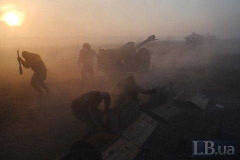 Российские боевики совершили 14 обстрелов на Донбассе