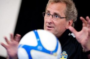 "Тренер Швеции: ""Нам и Украине будет трудно"""