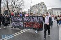 У київському Марші жінок взяли участь близько двох тисяч осіб (фоторепортаж)
