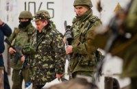 Минобороны опровергает информацию о возбуждении дел против военных в Крыму