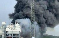 На хімзаводі в Німеччині стався вибух (оновлено)