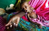 1,4 млн жителів Сомалі потерпають від голоду