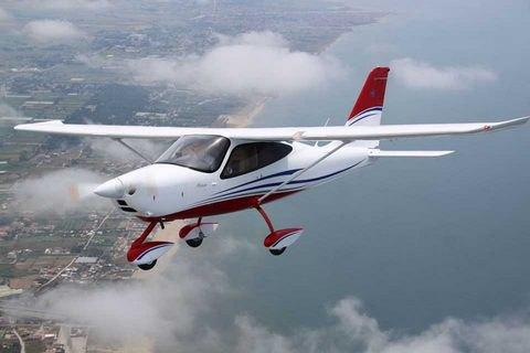 В Великобритании разбился легкий самолет: погибли два человека