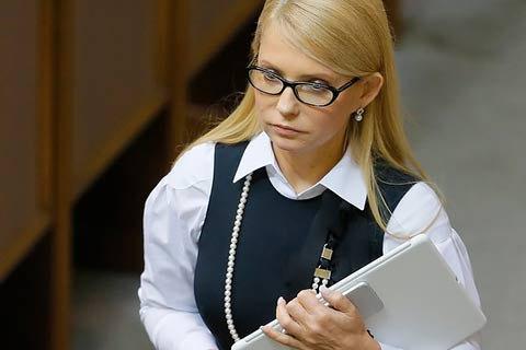 Тимошенко про ситуацію з Шустером: так не чинив навіть Янукович