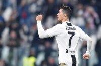 """Гол Роналду у ворота """"Манчестер Юнайтед"""" визнали найкращим у Лізі чемпіонів-2018/19"""