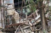 В окупованому Сімферополі обвалилася стіна Кримської філармонії