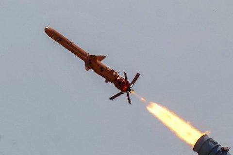 Україна провела випробування зі знищення морських цілей крилатою ракетою