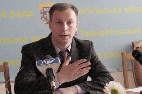 Глава Тернопольской ОГА решил подать в отставку