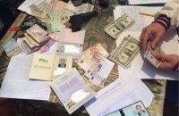 На Закарпатье помощник нардепа задержан на взятке в 150 тыс. гривен
