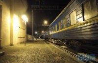В Первомайск впервые с 2008 года начали ходить поезда