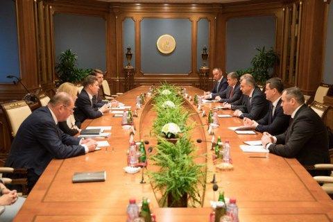 Россия и Молдова договорились продлить газовый контракт
