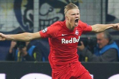 Голанд став найкращим бомбардиром групового етапу Ліги націй