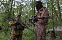 Боевики на Донбассе продолжают активные наступательные действия