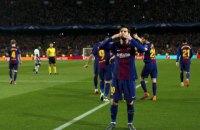 Месси стал вторым игроком, который забил 100-й гол в Лиге Чемпионов