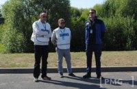 У Мукачеве приїхали спостерігачі ОБСЄ