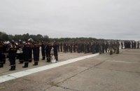 Репетицію офіційної ходи військових до Дня Незалежності курирує Алан Бадоєв, - військові