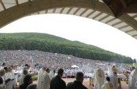 Папа Франциск у Румунії закликав католиків і православних до єдності