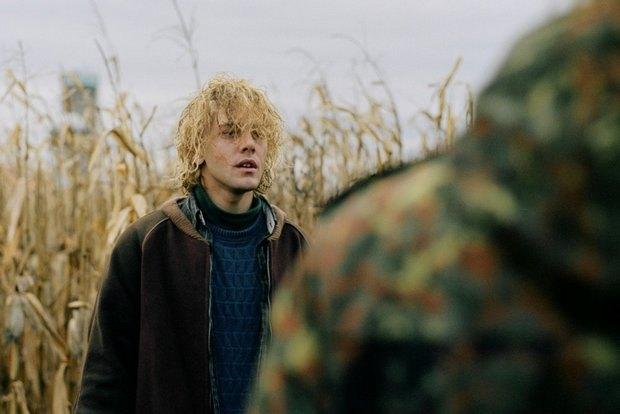 Кадр из фильма Том на ферме