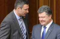 Кличко может поддержать Порошенко во втором туре