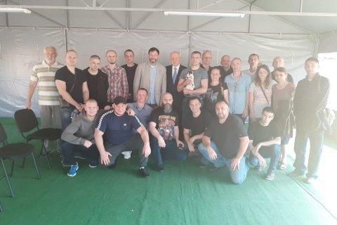 До Росії в рамках обміну виїхали мінімум 30 громадян України