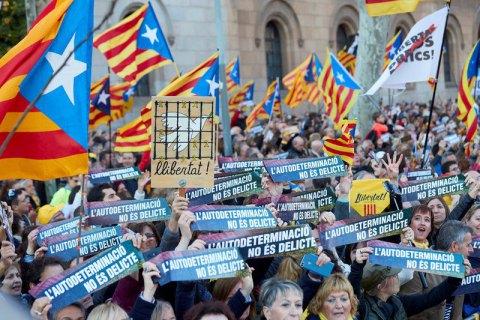 МИД рекомендует украинцам воздержаться от поездок в Барселону из-за массовых протестов