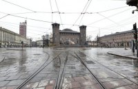 Італія планує запровадити локдаун на Великдень