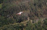 Воздушное пространство над Калиновкой снова открыто для полетов