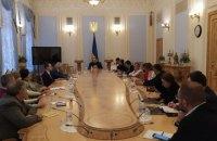 Рабочая группа ВР утвердила законопроект о референдуме, в ближайшее время его вынесут на обсуждение