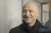 Суд отпустил Труханова на поруки