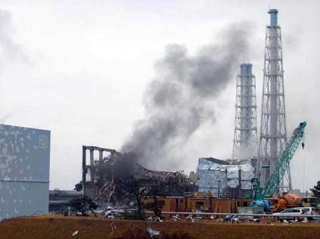 Авария на Фукусима-1