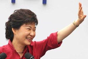 Дочь убитого диктатора стала кандидатом в президенты Южной Кореи