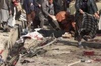 В Афганистане смертник убил высокопоставленного чиновника