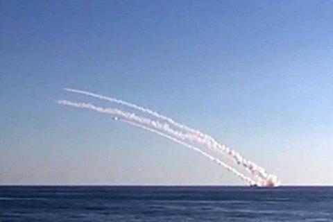 Россия атаковала крылатыми ракетами район Пальмиры