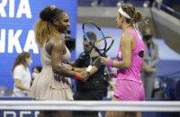 Белоруска поставила шлагбаум на пути Серены Уильямс в финал US Open
