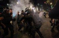 В Мексике протестующие требуют отставки президента