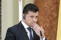 """Зеленский: """"На месте Лукашенко я бы провел новые выборы"""""""