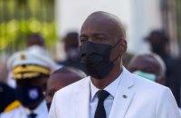 Влада Гаїті заявила про затримання ймовірних убивць президента
