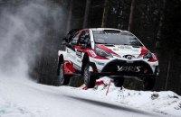 Toyota выиграла уже во второй гонке после 17-летнего отсутствия в мировом ралли