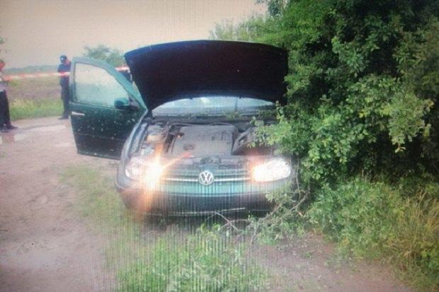 Погоня зі стріляниною: ужгородські патрульні затримали викрадача авто