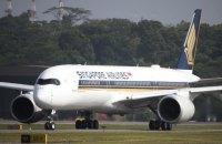 """В Сингапуре """"Боинг"""" совершил внеплановую посадку из-за сообщения о бомбе"""