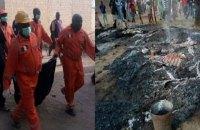 При взрыве в мечети в Нигерии погибли 50 человек